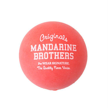 MANDARINE BROTHERS 犬のおもちゃ(MAGIC RUBBER BALL TOY)