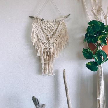 Macrame wall hanging♯7