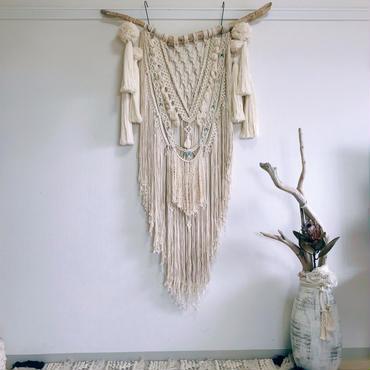 Extra large size Macrame  wall hanging.