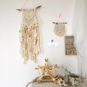 Macrame wall hanging ♯46