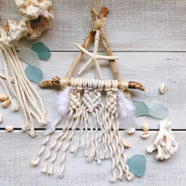 ↞mini↠Bohemian dreamcatcher ♯35