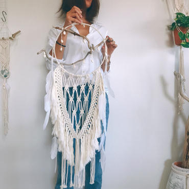 Bohemian Dream catcher Large size ♯37