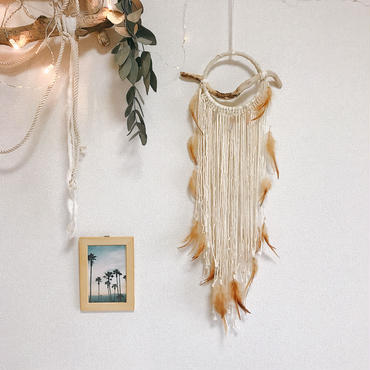 Bohemian dream catcher♯30
