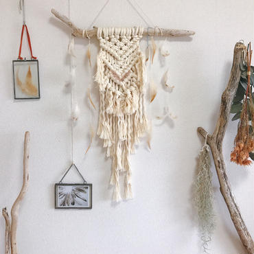 Macrame wall hanging ♯24