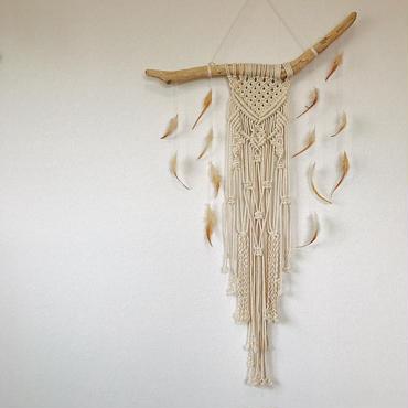 Macrame wall hanging♯32