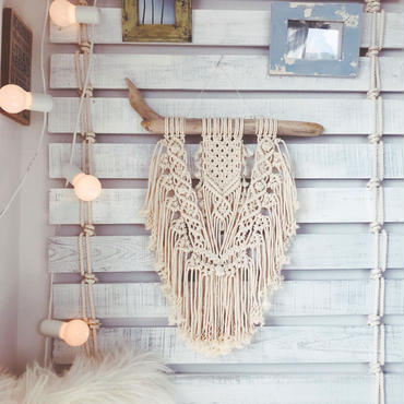 Macrame wallhanging  ♯4