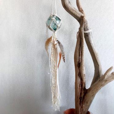 Glass float ornament  1