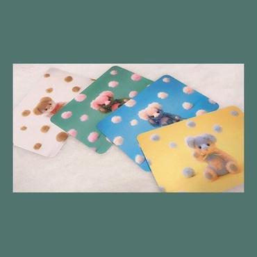テディベアポストカード4枚set