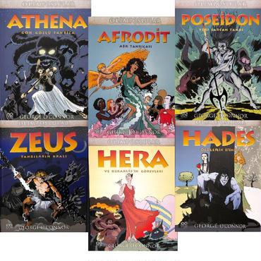 ギリシャ神話コミックセット