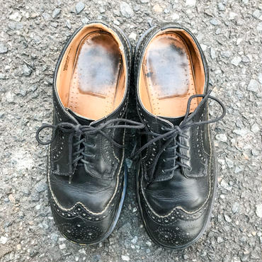 Dr.Martens black made in England