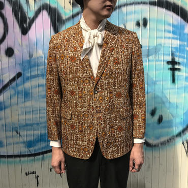 60's Tailored jacket