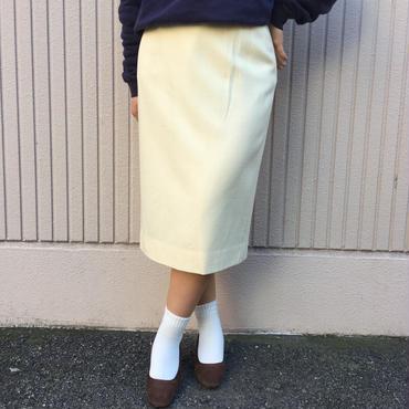 ホワイトタイトスカート