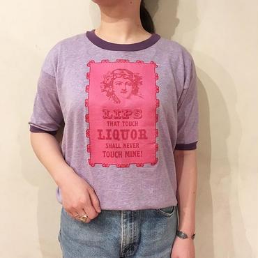 70's〜80's Champion USA製 ロゴプリントTシャツ