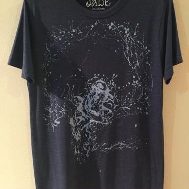 Hendrix Tシャツ ヘザーブルー