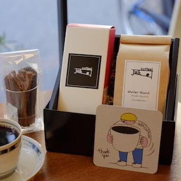 コーヒーチョコとギフト箱 [セット箱]