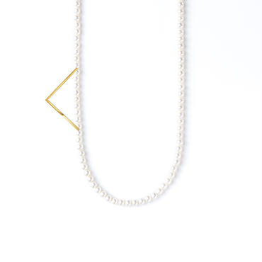 ATTACHMENT NECKLACE WITH PARTS V