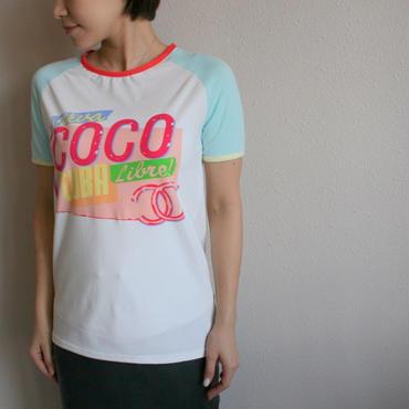 COCOカラフルTシャツ