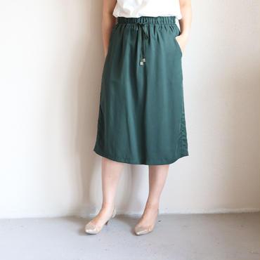 サイドラインリラックススカート