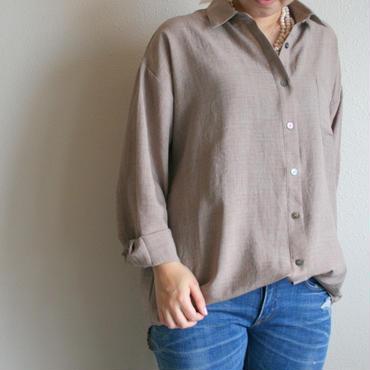 オリジナル オーバールックライトシャツ