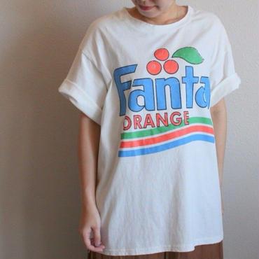 USED風プリントTシャツ