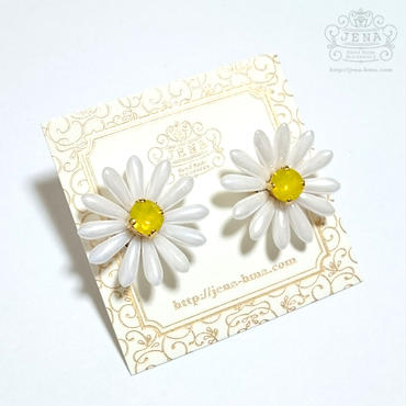Marguerite Flower WHITE