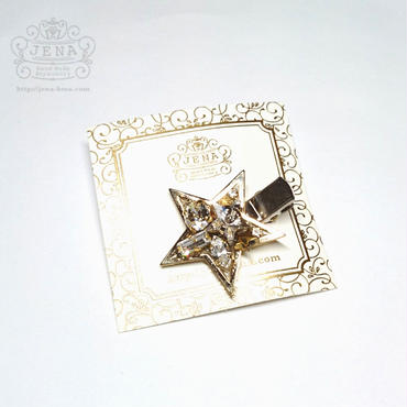 ☆Brilliant Stars☆ クリップ 【クリスタル】