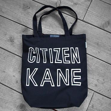 【特典B】 どれでも3点お買物で、『市民ケーン』特製トートバッグ(非売品)を無料プレゼント!