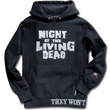 【今期最終入荷!】THE LIVING DEAD HOODIE SWEAT SHIRTS