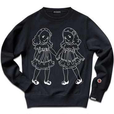 THE OVERLOOK TWINS SWEAT SHIRTS