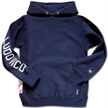 【今期最終入荷!】LUDOVICO COLLEGE SWEAT SHIRTS