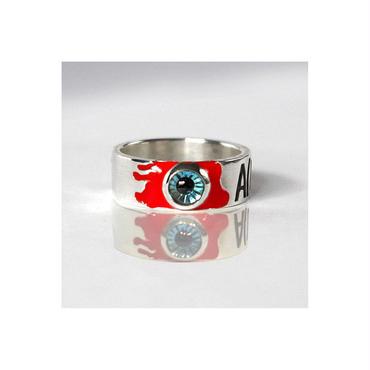 """""""ALEXANDER"""" Silver Jewel Ring(L)"""