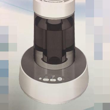 超音波加湿器 (ホワイト)日本製