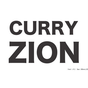 CURRY ZION様 オーダー専用ページ       T-220