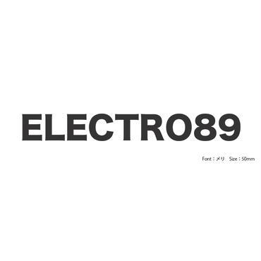 ELECTRO89様 オーダー専用ページ       F-186