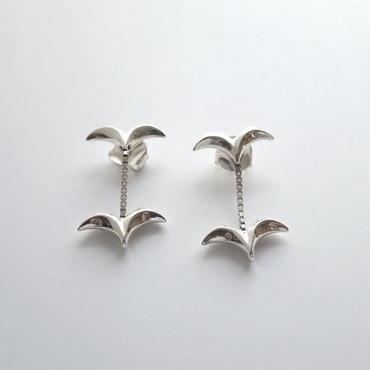 Earrings Sueño Silver 02