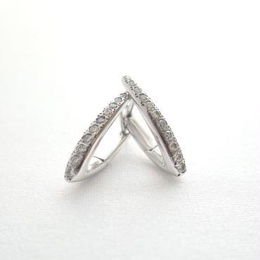 Earrings Soleá 18KWG 01