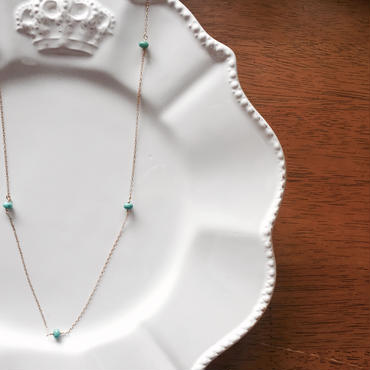 nc-4  turquoise necklace