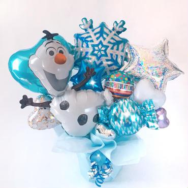 アナ雪★人気のオラフ★お誕生日や様々なお祝いに♪