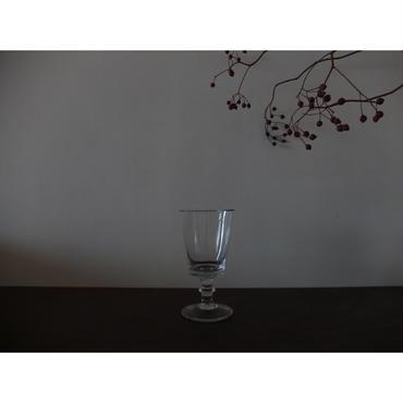明治後期 日本製  ワイン・リキュールグラス