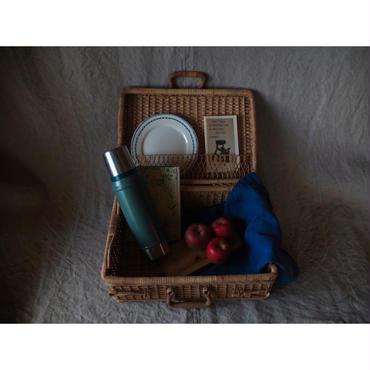 昭和初期 日本製 ピクニックバスケット