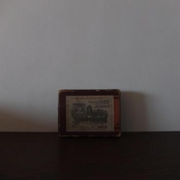 1910年代 ベルギー製 幻灯機フィルム 紙箱