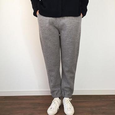 《evam eva》press wool pants