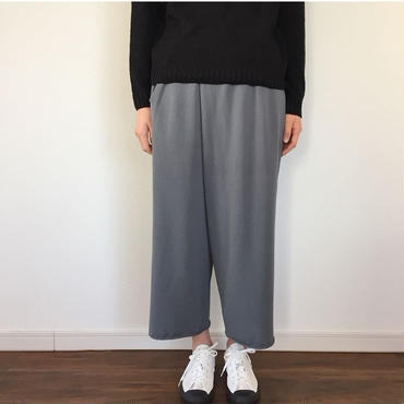 《evam eva》high twist cotton pants