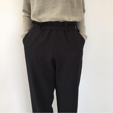 《evam eva 》cotton nep pants