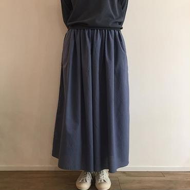 《evam eva》cotton gather pants