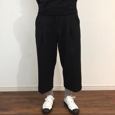 《evam eva》wide tuck pants