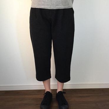 《evam eva》press wool one tuck pants