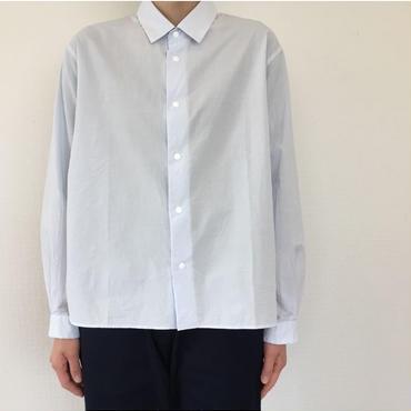 《YAECA》コンフォートシャツ リラックス ショート