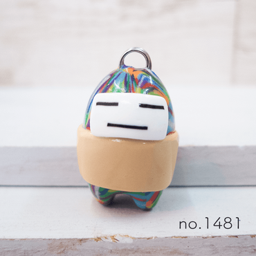 ガラオ(柄男)ハラマキ no.1481/1500