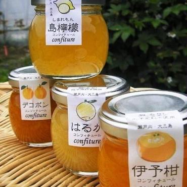 蜜柑ジュース&コンフィチュールセットA